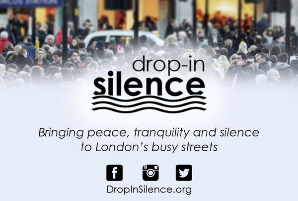 drop-in silence poster